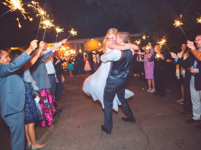 La boda de Nicole y Phillip