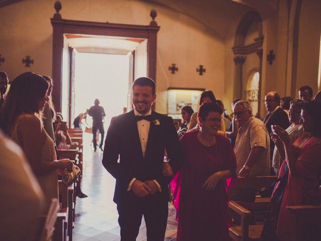 La boda de Roger y Eugenia en Sant Marti De Tous, Barcelona 52