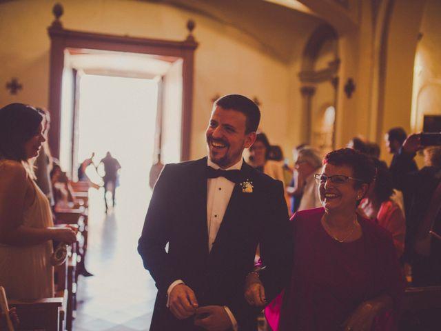 La boda de Roger y Eugenia en Sant Marti De Tous, Barcelona 53