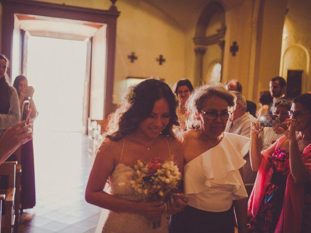 La boda de Roger y Eugenia en Sant Marti De Tous, Barcelona 58