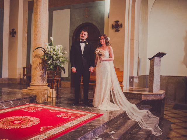 La boda de Roger y Eugenia en Sant Marti De Tous, Barcelona 63