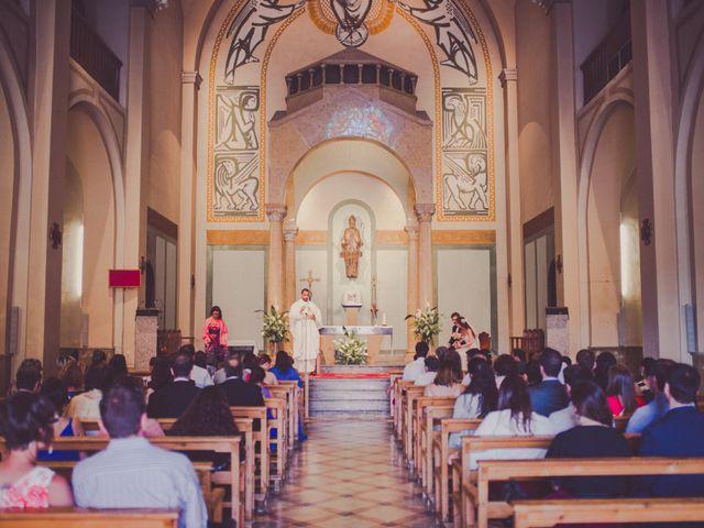 La boda de Roger y Eugenia en Sant Marti De Tous, Barcelona 75