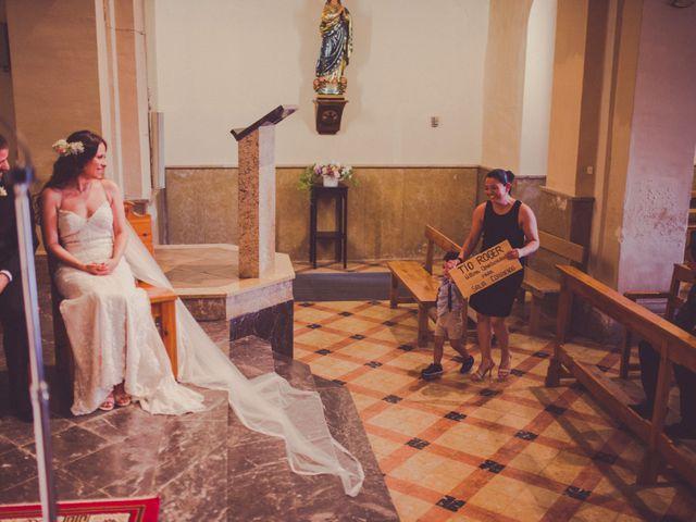 La boda de Roger y Eugenia en Sant Marti De Tous, Barcelona 79
