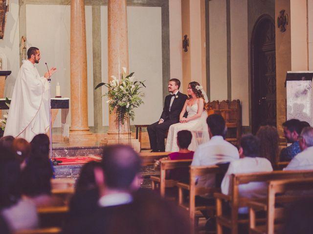 La boda de Roger y Eugenia en Sant Marti De Tous, Barcelona 82