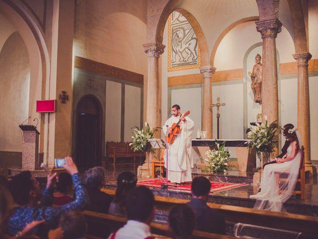 La boda de Roger y Eugenia en Sant Marti De Tous, Barcelona 85