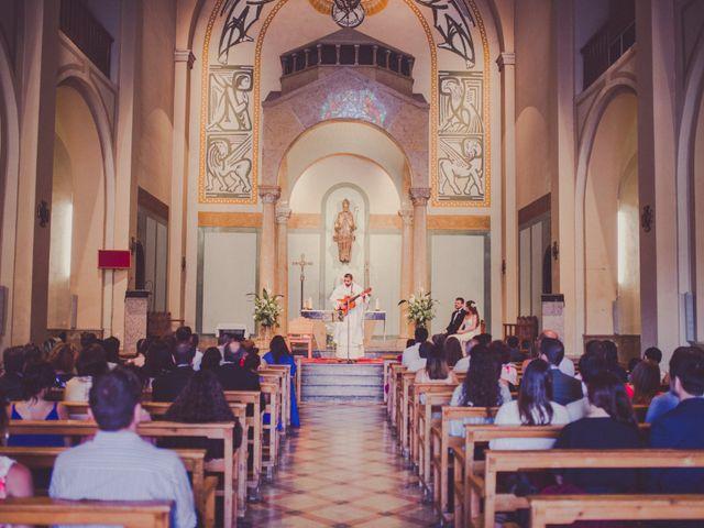 La boda de Roger y Eugenia en Sant Marti De Tous, Barcelona 86
