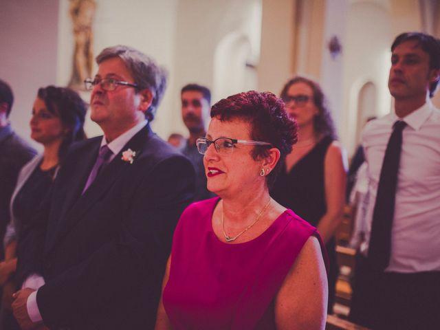 La boda de Roger y Eugenia en Sant Marti De Tous, Barcelona 104