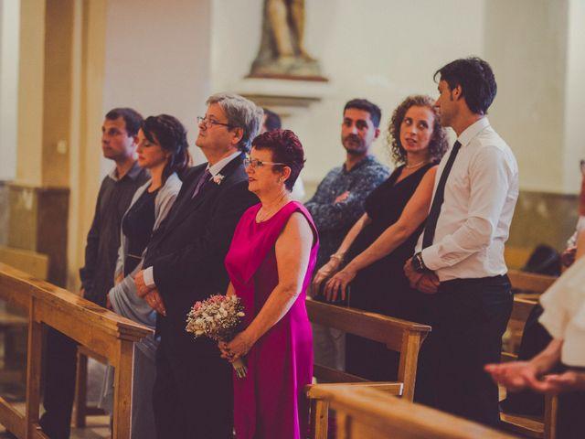 La boda de Roger y Eugenia en Sant Marti De Tous, Barcelona 107
