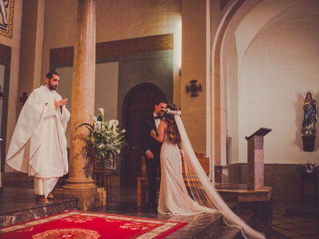 La boda de Roger y Eugenia en Sant Marti De Tous, Barcelona 109