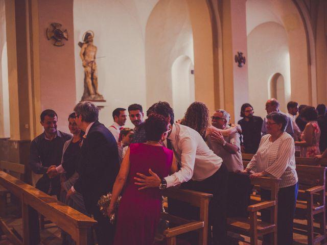 La boda de Roger y Eugenia en Sant Marti De Tous, Barcelona 110