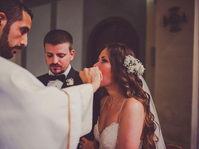 La boda de Roger y Eugenia en Sant Marti De Tous, Barcelona 113