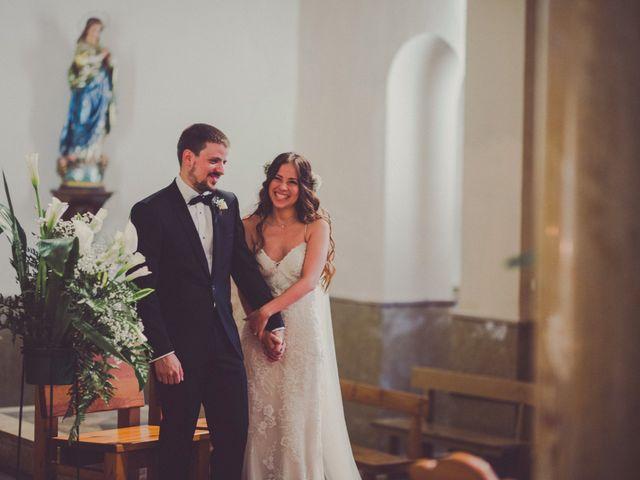La boda de Roger y Eugenia en Sant Marti De Tous, Barcelona 117