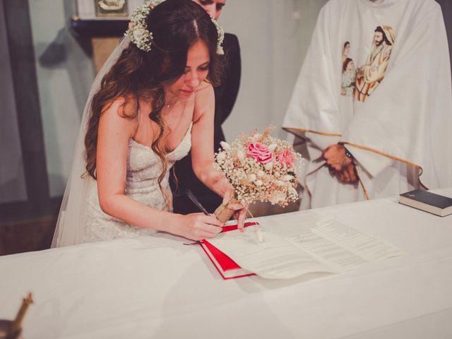 La boda de Roger y Eugenia en Sant Marti De Tous, Barcelona 122