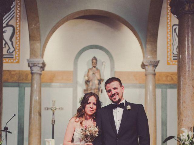 La boda de Roger y Eugenia en Sant Marti De Tous, Barcelona 127