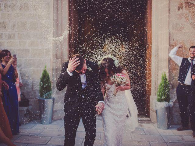 La boda de Roger y Eugenia en Sant Marti De Tous, Barcelona 128
