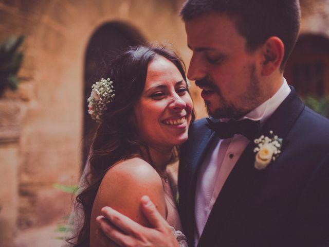 La boda de Roger y Eugenia en Sant Marti De Tous, Barcelona 143