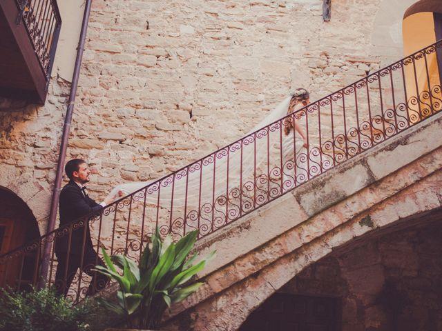 La boda de Roger y Eugenia en Sant Marti De Tous, Barcelona 144