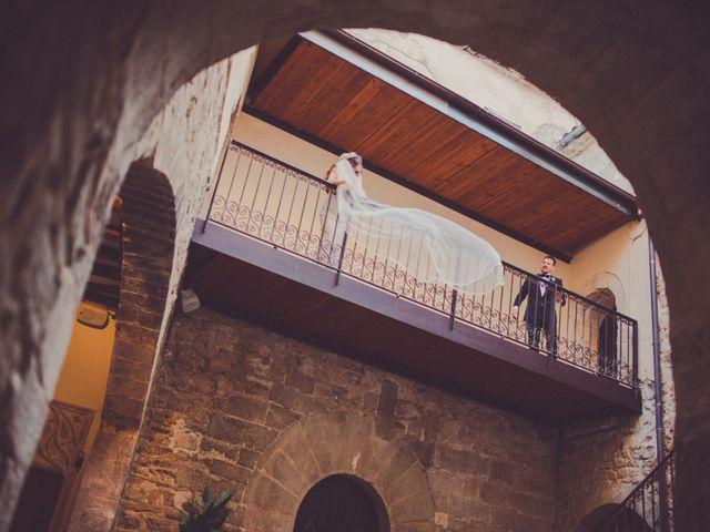 La boda de Roger y Eugenia en Sant Marti De Tous, Barcelona 145