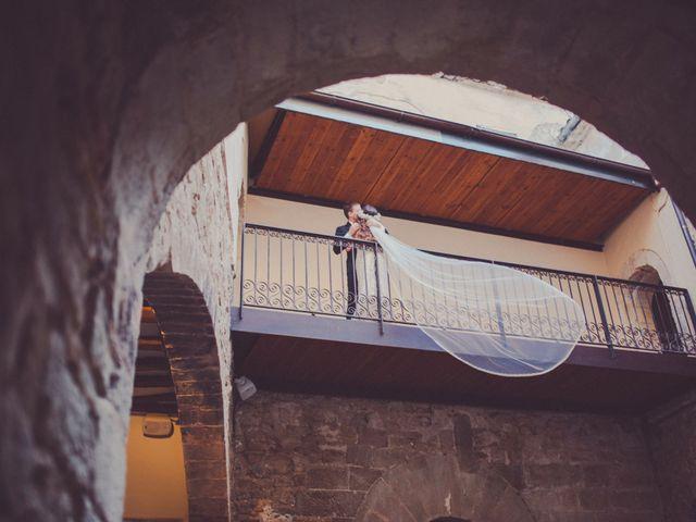 La boda de Roger y Eugenia en Sant Marti De Tous, Barcelona 146