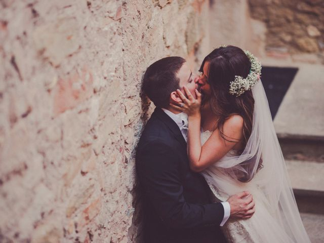 La boda de Roger y Eugenia en Sant Marti De Tous, Barcelona 150