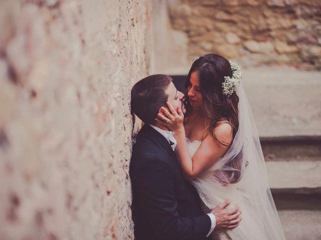 La boda de Roger y Eugenia en Sant Marti De Tous, Barcelona 151