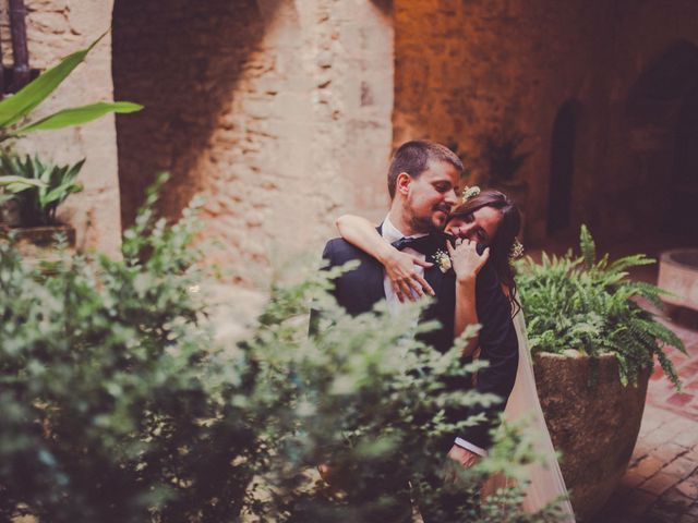 La boda de Roger y Eugenia en Sant Marti De Tous, Barcelona 154
