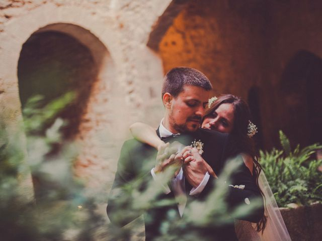 La boda de Roger y Eugenia en Sant Marti De Tous, Barcelona 155