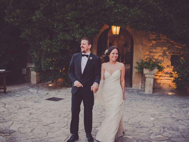 La boda de Roger y Eugenia en Sant Marti De Tous, Barcelona 158