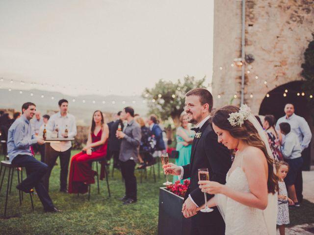 La boda de Roger y Eugenia en Sant Marti De Tous, Barcelona 160