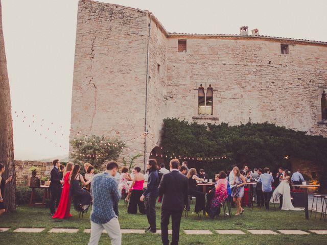 La boda de Roger y Eugenia en Sant Marti De Tous, Barcelona 162