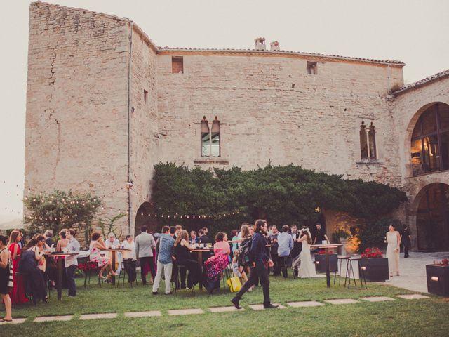 La boda de Roger y Eugenia en Sant Marti De Tous, Barcelona 163