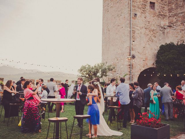 La boda de Roger y Eugenia en Sant Marti De Tous, Barcelona 164