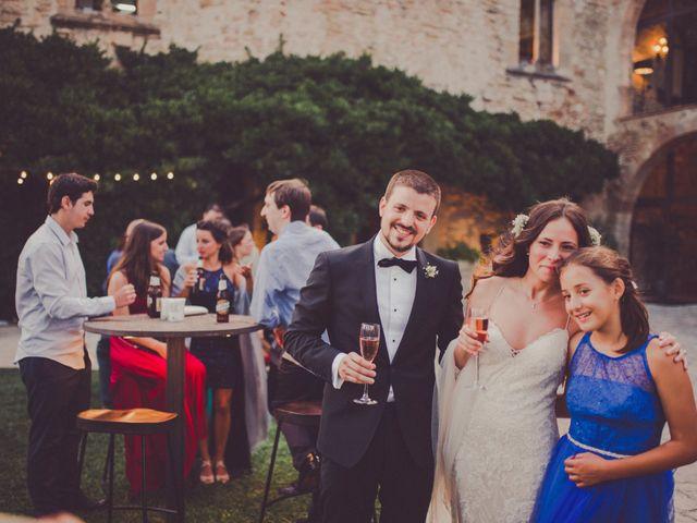 La boda de Roger y Eugenia en Sant Marti De Tous, Barcelona 165