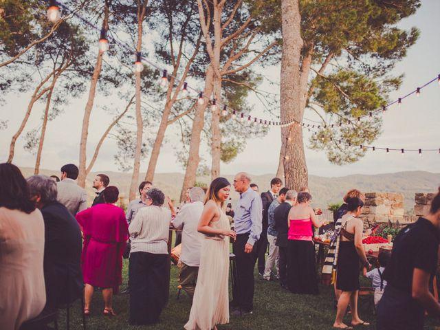 La boda de Roger y Eugenia en Sant Marti De Tous, Barcelona 171