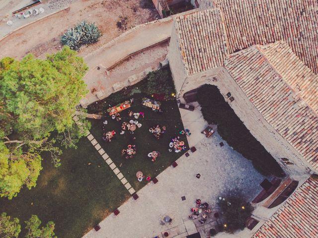 La boda de Roger y Eugenia en Sant Marti De Tous, Barcelona 187