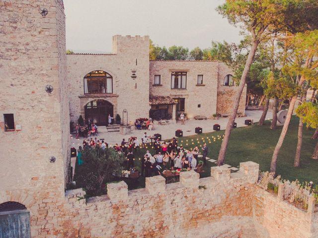 La boda de Roger y Eugenia en Sant Marti De Tous, Barcelona 188