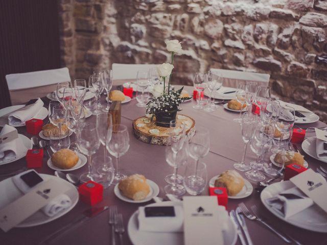 La boda de Roger y Eugenia en Sant Marti De Tous, Barcelona 205