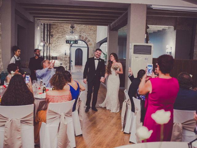 La boda de Roger y Eugenia en Sant Marti De Tous, Barcelona 211