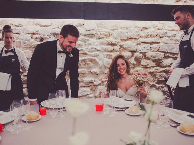 La boda de Roger y Eugenia en Sant Marti De Tous, Barcelona 214