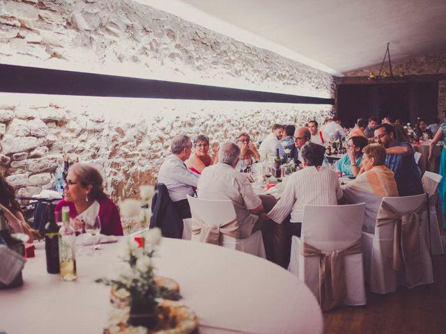 La boda de Roger y Eugenia en Sant Marti De Tous, Barcelona 253