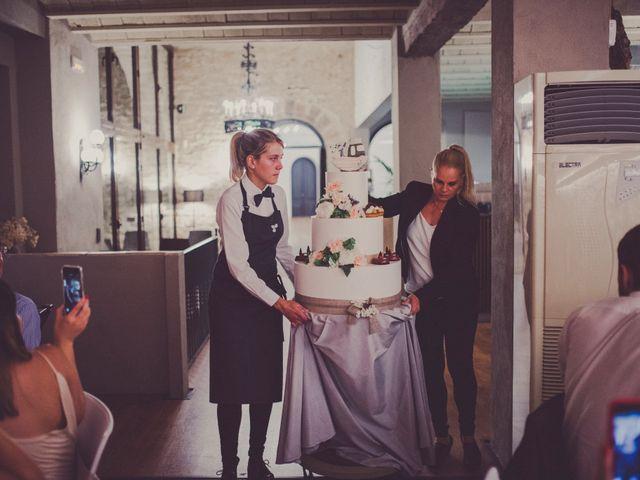 La boda de Roger y Eugenia en Sant Marti De Tous, Barcelona 256