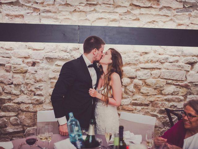 La boda de Roger y Eugenia en Sant Marti De Tous, Barcelona 264