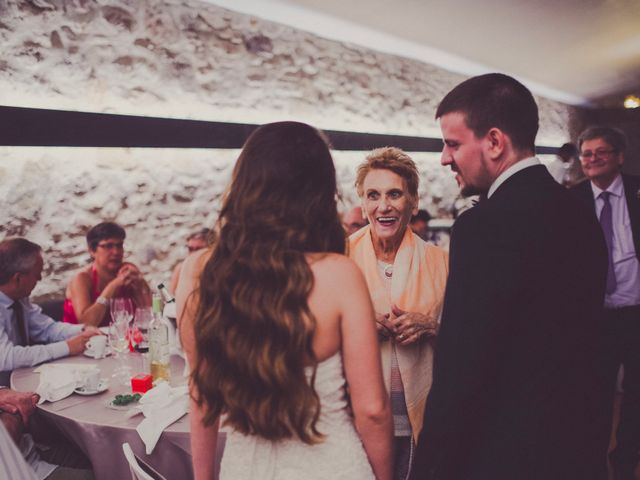La boda de Roger y Eugenia en Sant Marti De Tous, Barcelona 268