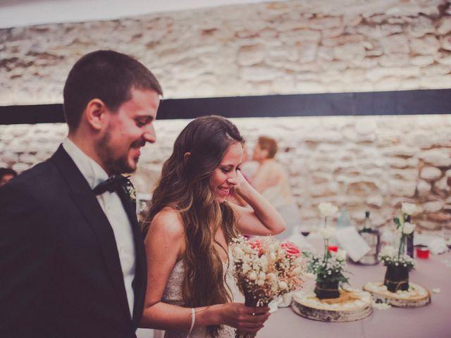 La boda de Roger y Eugenia en Sant Marti De Tous, Barcelona 272
