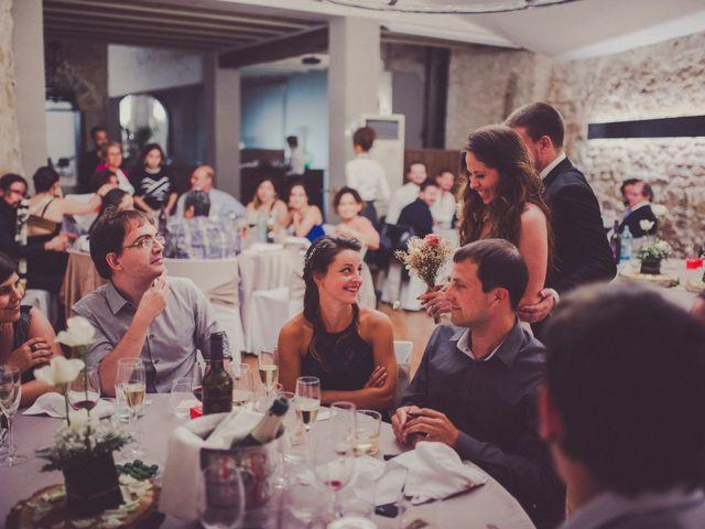 La boda de Roger y Eugenia en Sant Marti De Tous, Barcelona 274