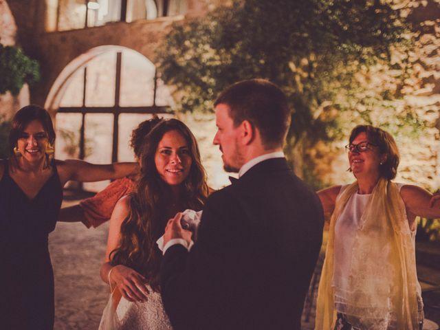 La boda de Roger y Eugenia en Sant Marti De Tous, Barcelona 308
