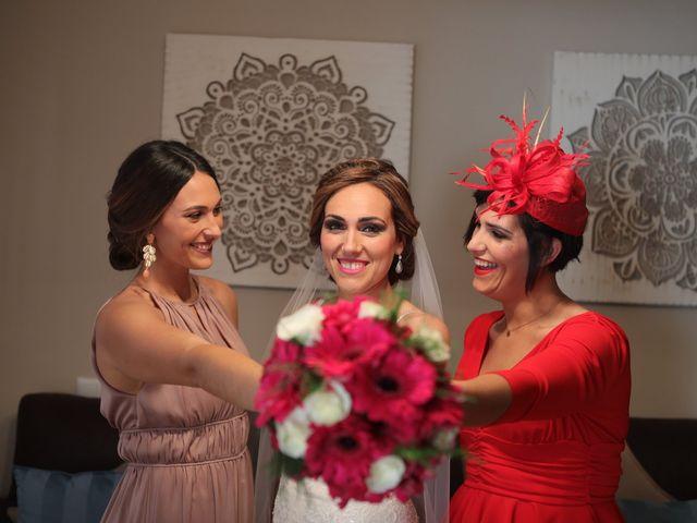 La boda de Felipe y Cristina en Alhaurin De La Torre, Málaga 3