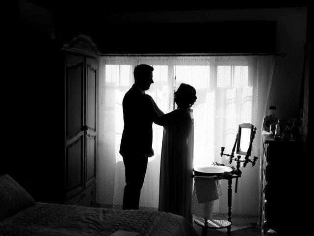 La boda de Felipe y Cristina en Alhaurin De La Torre, Málaga 4