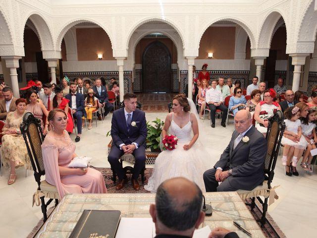 La boda de Felipe y Cristina en Alhaurin De La Torre, Málaga 5