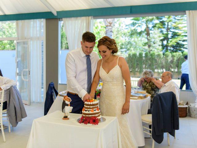 La boda de Felipe y Cristina en Alhaurin De La Torre, Málaga 6